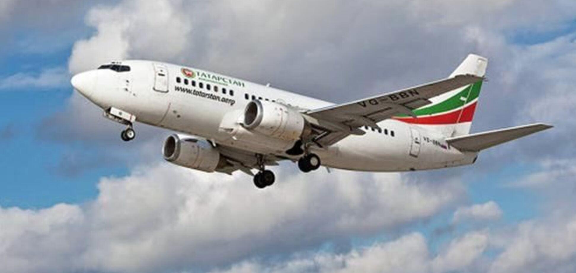 Разбившийся в Казани самолет экипажу пришлось сажать вручную