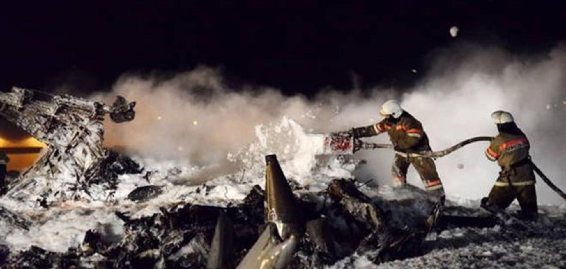 Командир упавшего в Казани 'Боинга' не выполнял ранее маневр ухода на второй круг