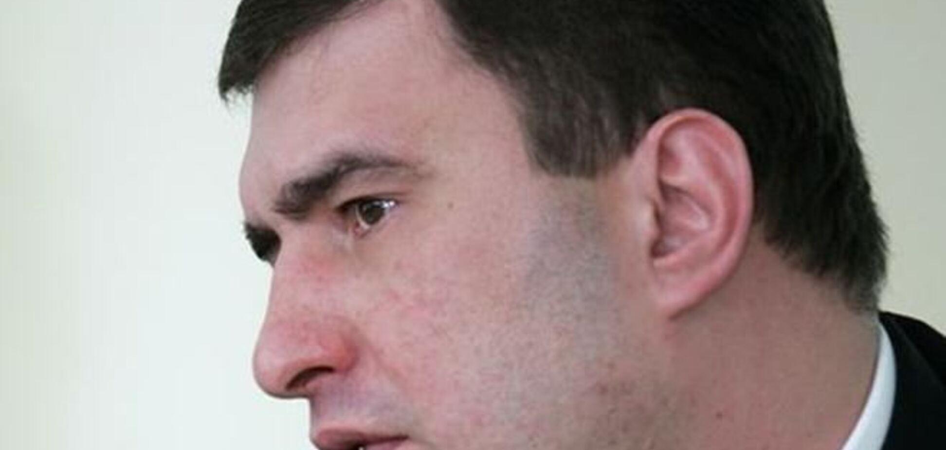 Марков розповів, що його везли до Києва на особистому літаку глави МВС