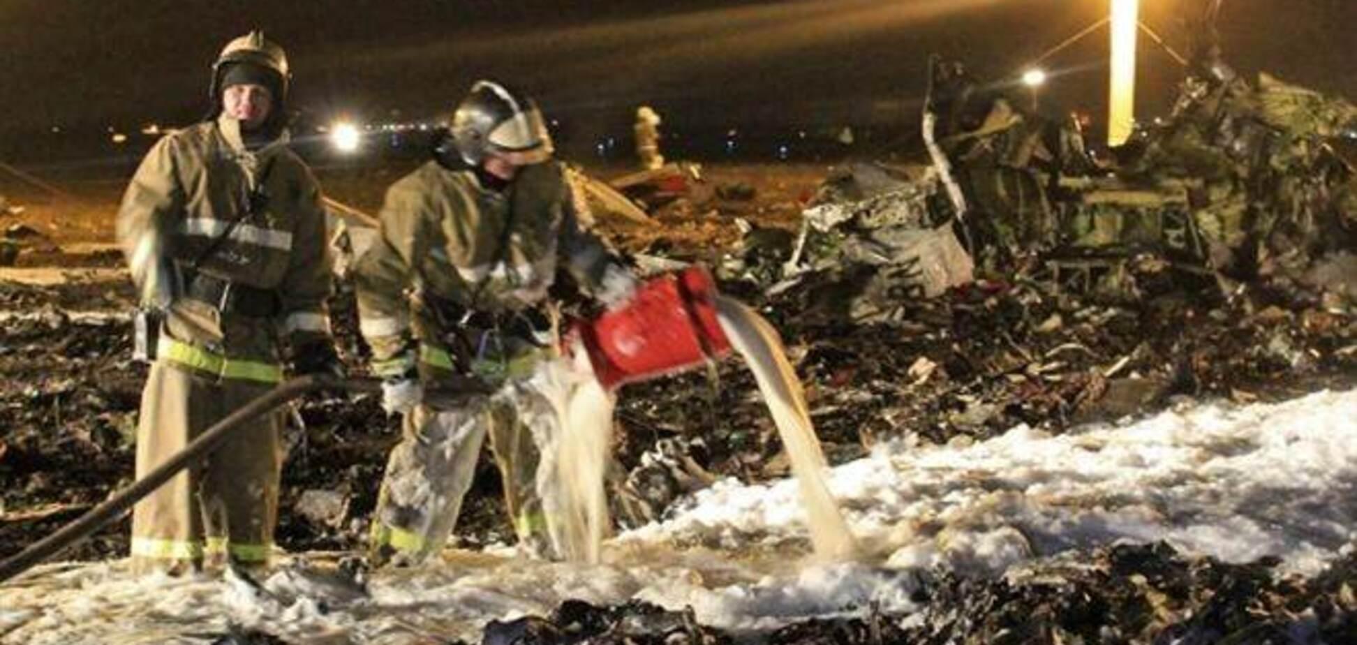 Взрыв Boeing в Казани не оставил ни одного пригодного к опознанию тела