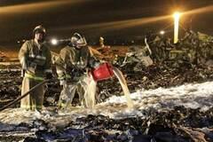 Вибух Boeing в Казані не залишив жодного придатного до упізнання тіла