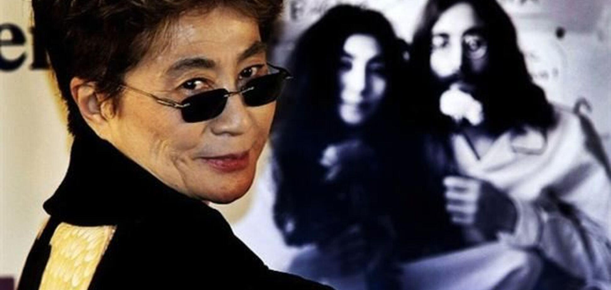 Вдова Джона Леннона Йоко Оно продает свой пентхаус в Нью-Йорке