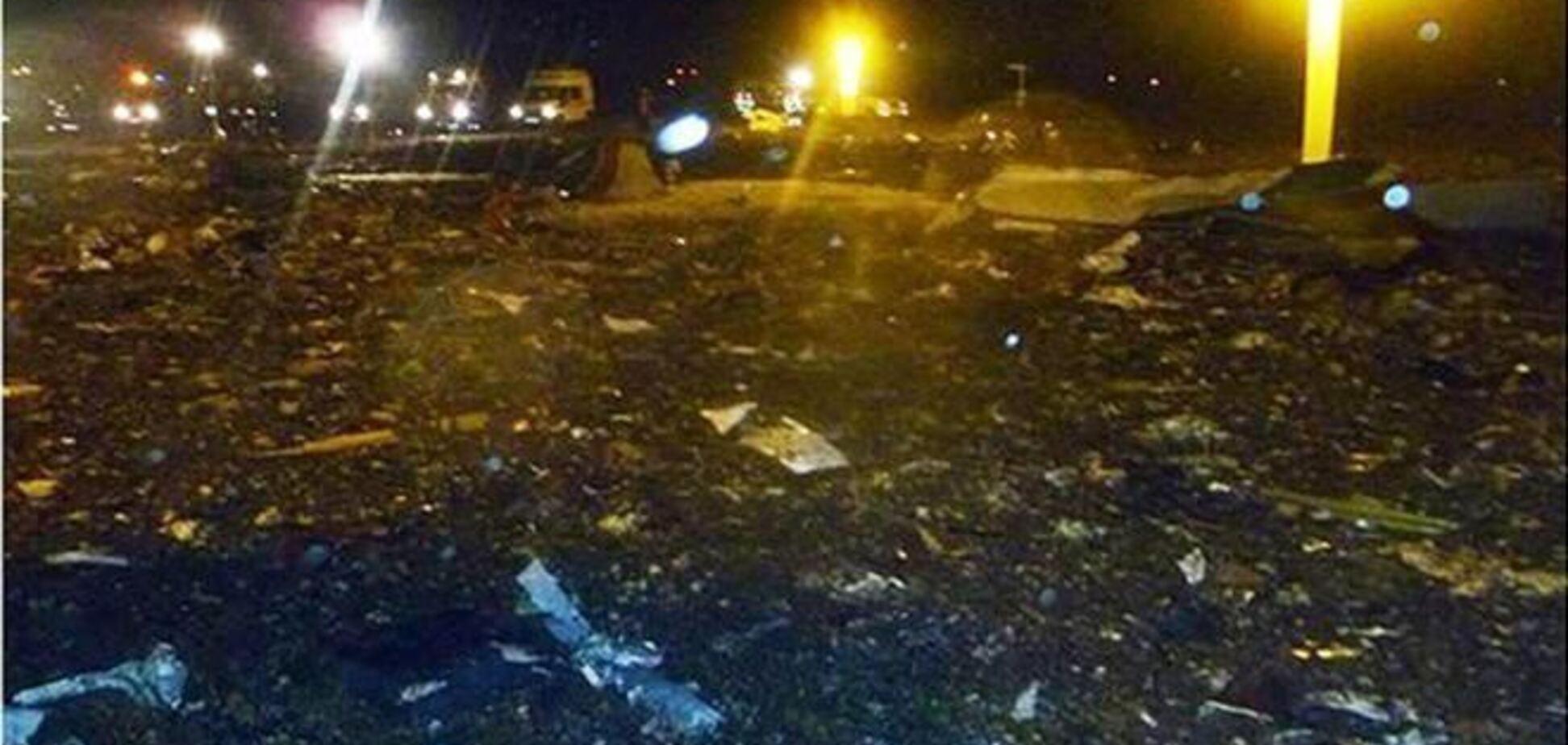 Останки пилотов разбившегося в Казани 'Боинга' проверят на алкоголь
