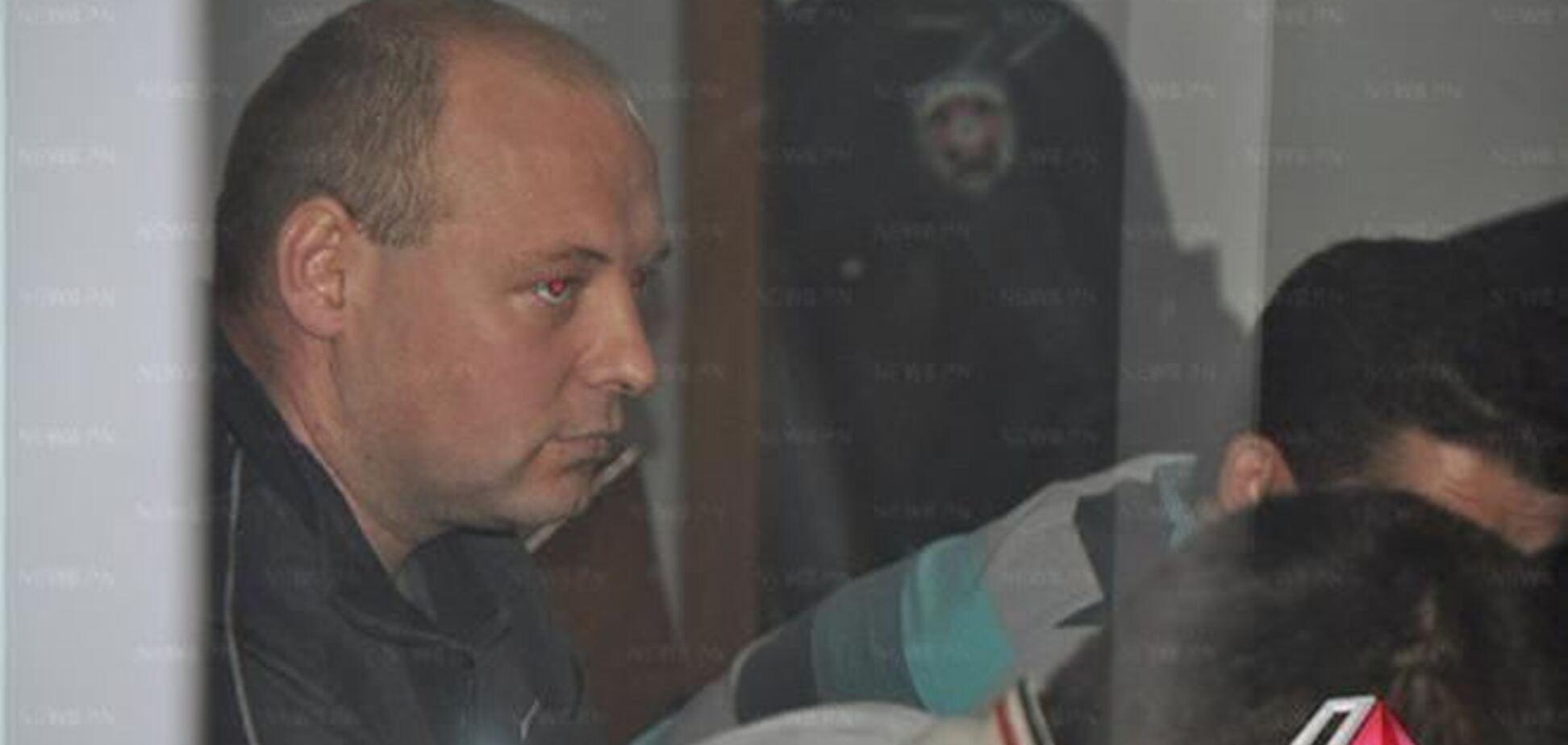 Главному 'врадиевскому насильнику' вызвали скорую в суд