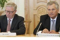 Кокс і Кваснєвський перенесли свій візит до Тимошенко