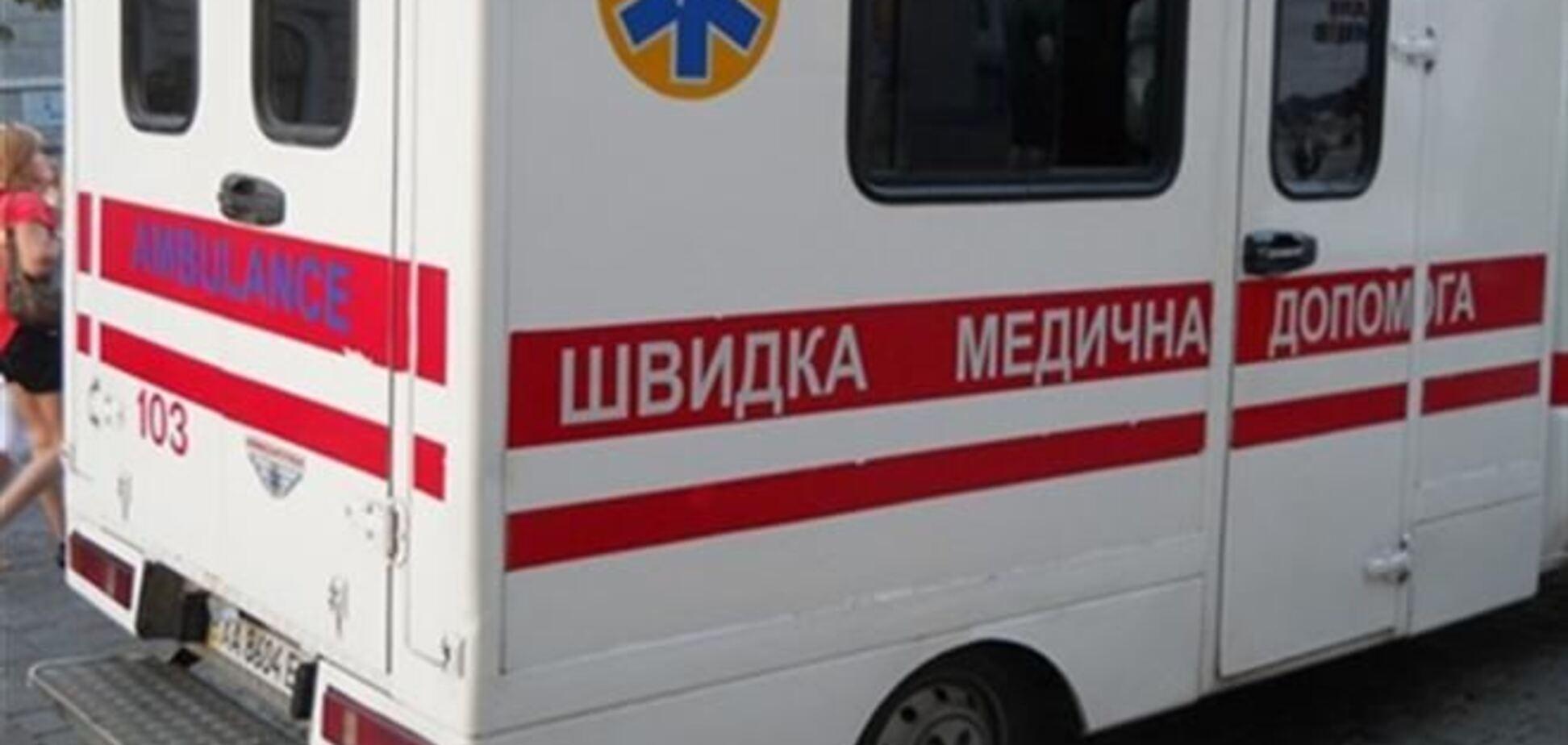 В Киеве парень выпал из окна 25-го этажа