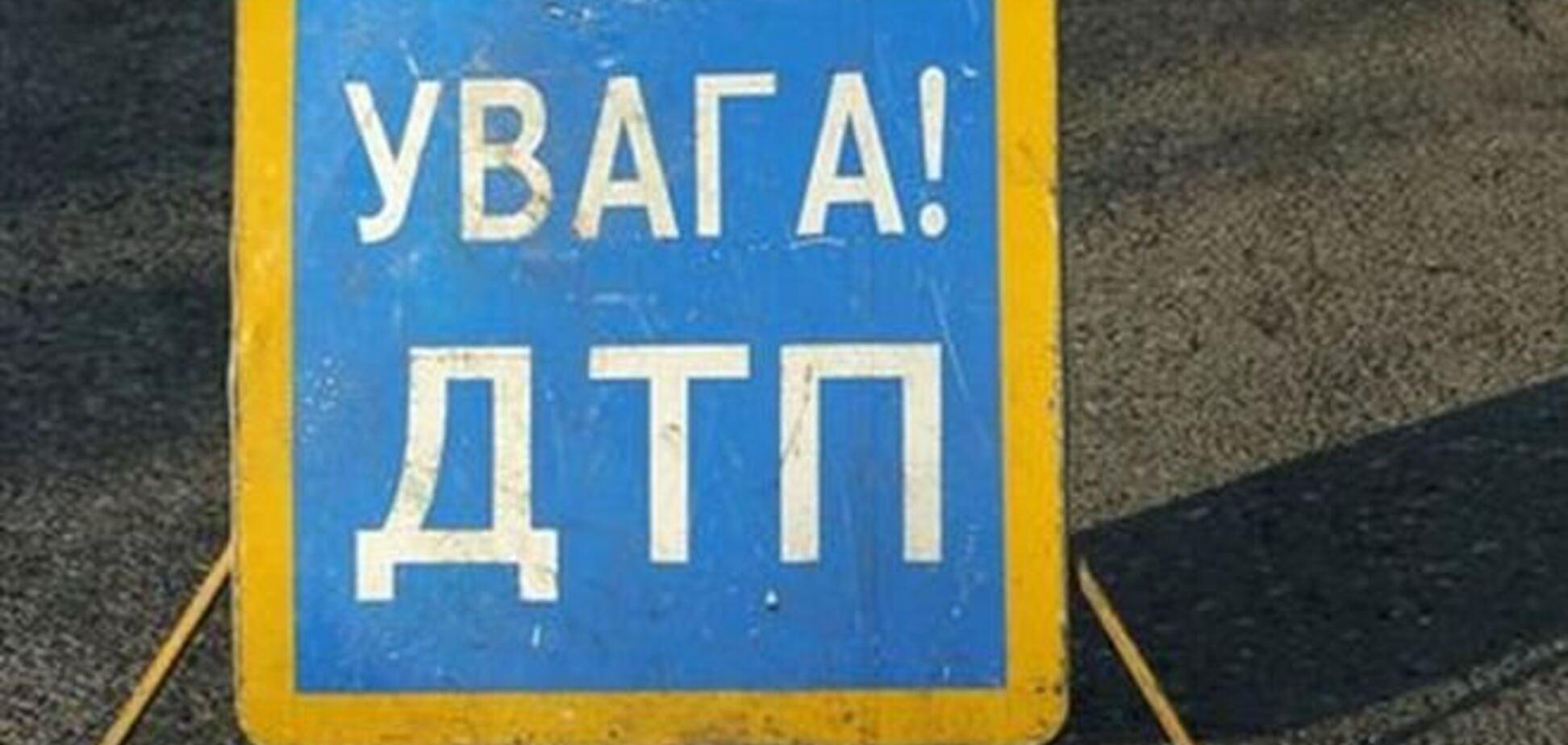 В Донецке чиновник прокуратуры устроил смертельное ДТП