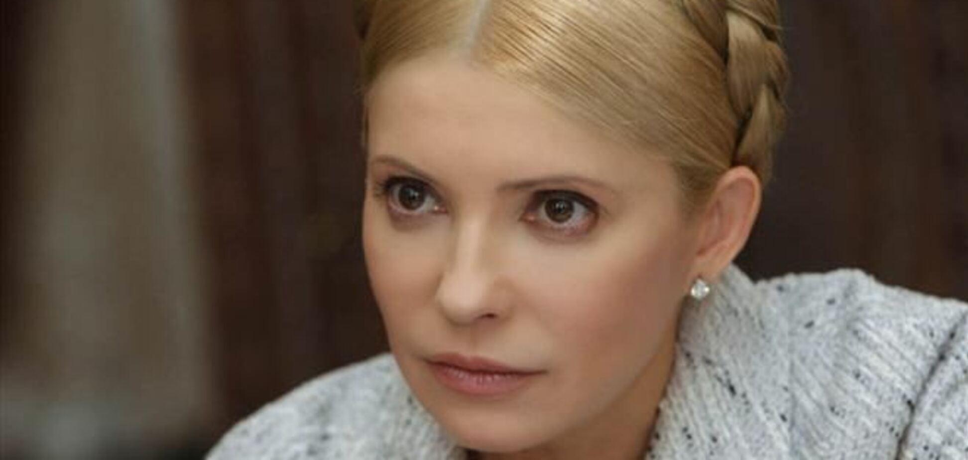 У ПР прогнозують, що 'проект Тимошенко' буде прийнятий після Нового року