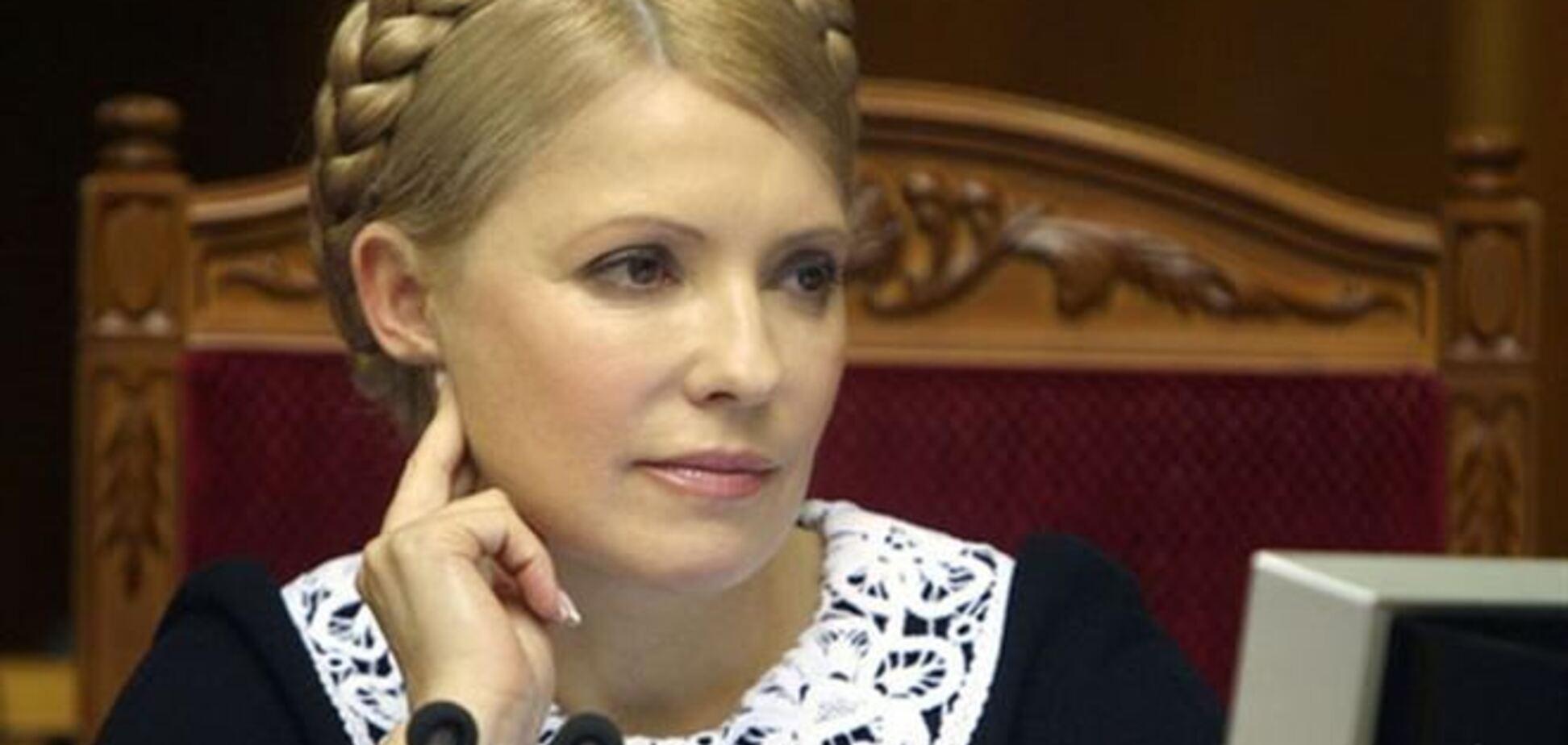 Рада не смогла принять ни одного из шести 'проектов Тимошенко'