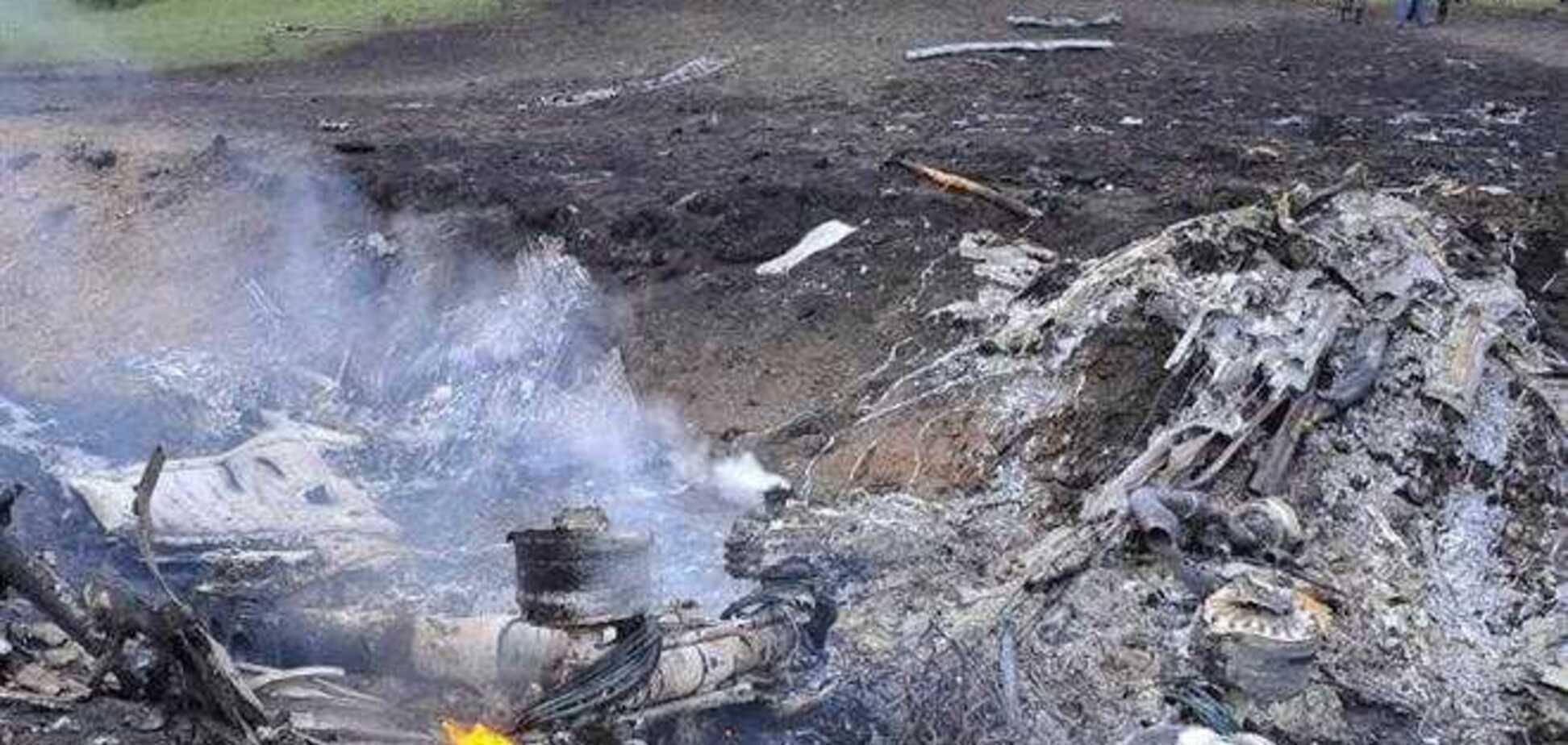 Следователи закончили работу на месте авиакатастрофы в Казани