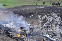Слідчі закінчили роботу на місці авіакатастрофи в Казані