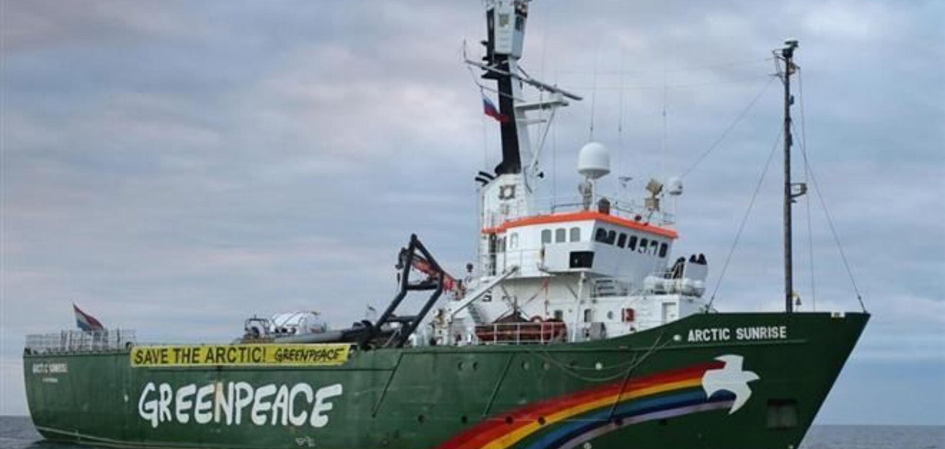Вісім активістів Greenpeace можуть вийти з СІЗО до четверга