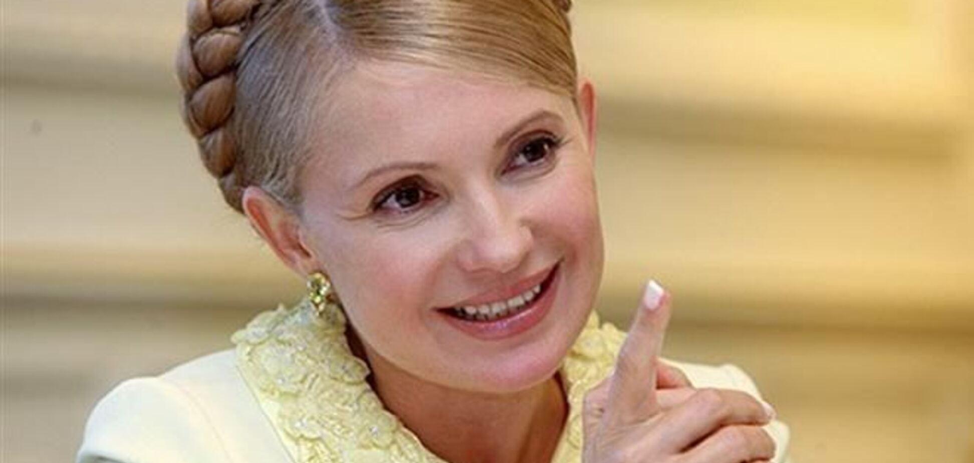 В понедельник Яценюк и Луценко наведаются к Тимошенко