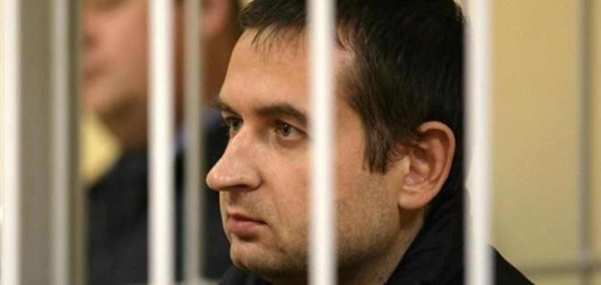 Українець з Arctic Sunrise покинув ізолятор у Санкт-Петербурзі