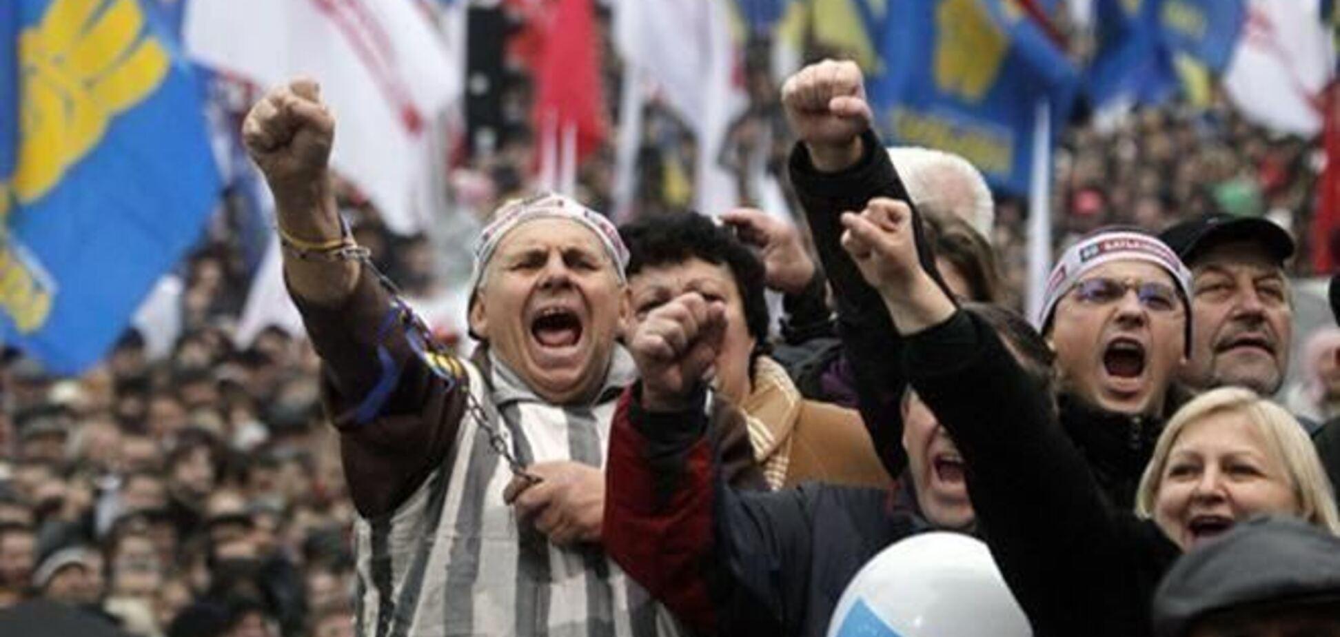 Евромайдан-2013. Хроника. 24 ноября – 10 декабря