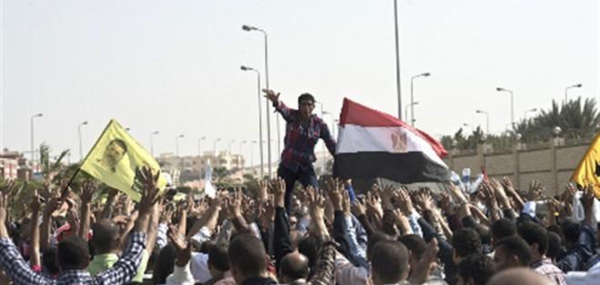 В Египте отныне все митинги необходимо согласовывать с властью