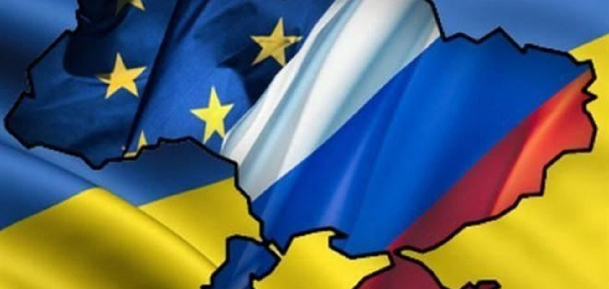 ЕС согласен на переговоры с Россией касательно евроинтеграции Украины