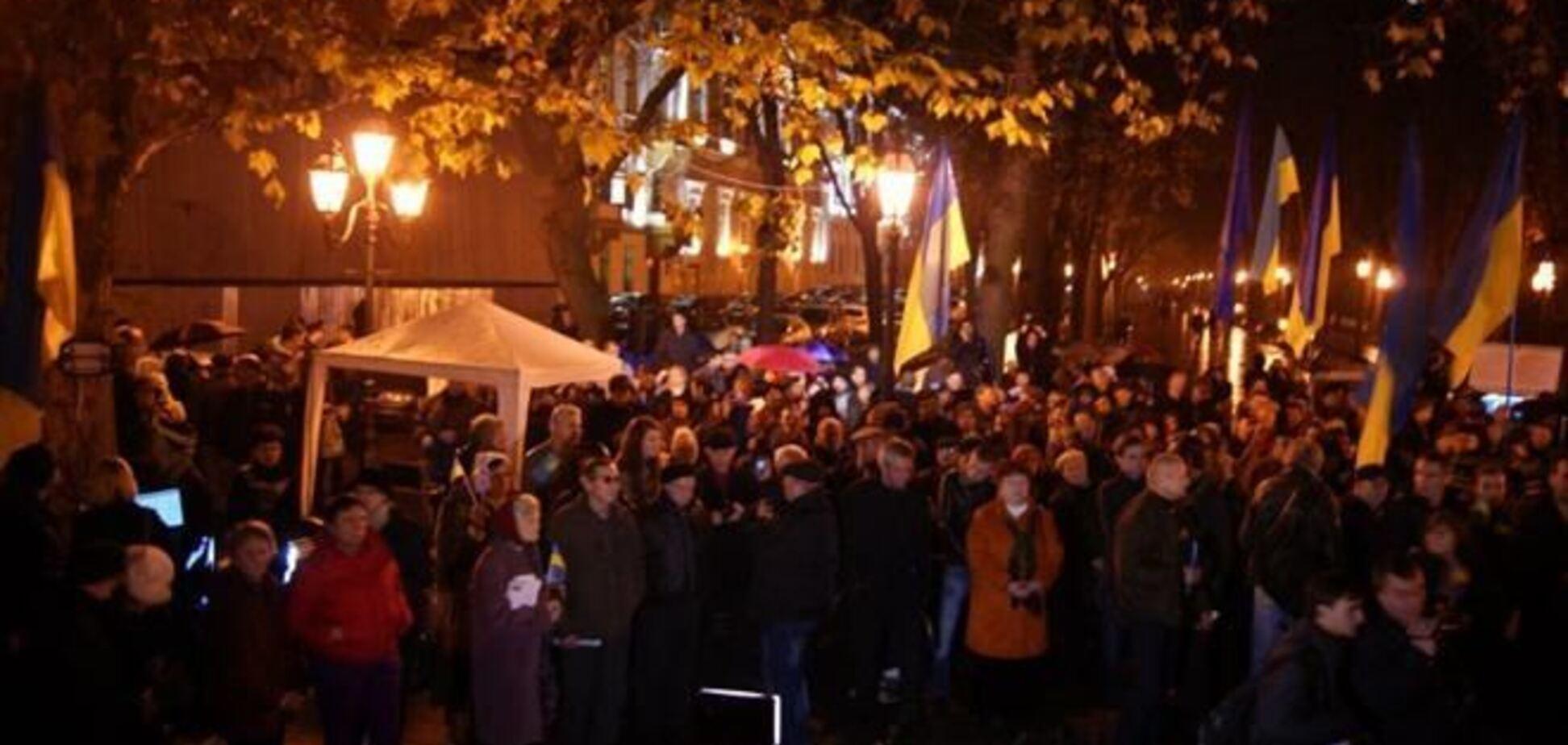 В Одессе арестовали троих участников Евромайдана