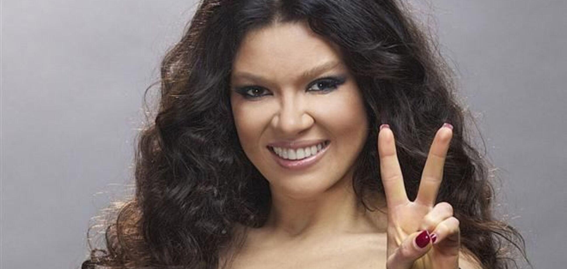 Певица Руслана объявила голодовку на Евромайдане