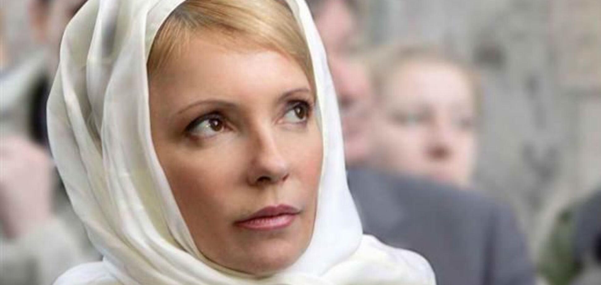 В колонии заявили, что 25 ноября Тимошенко ни с кем не встретится