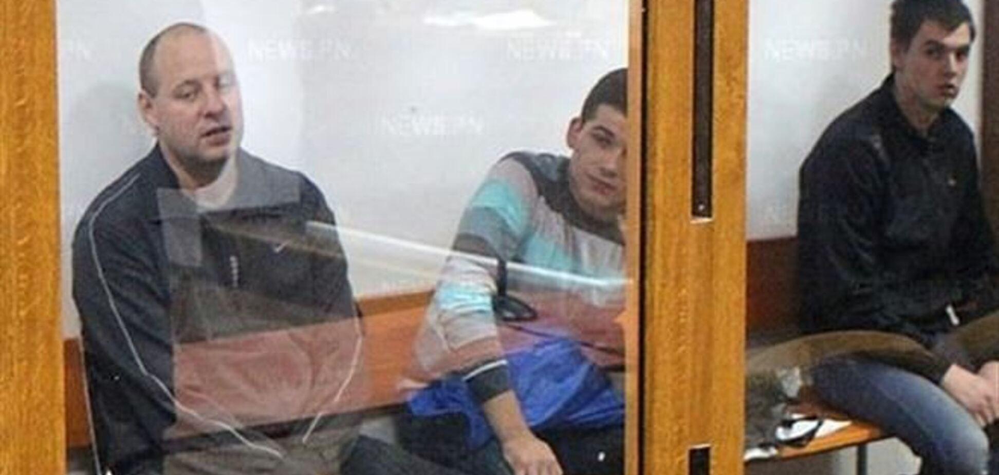 'Врадиевские насильники' будут сидеть вместе с Зваричем в колонии Луценко