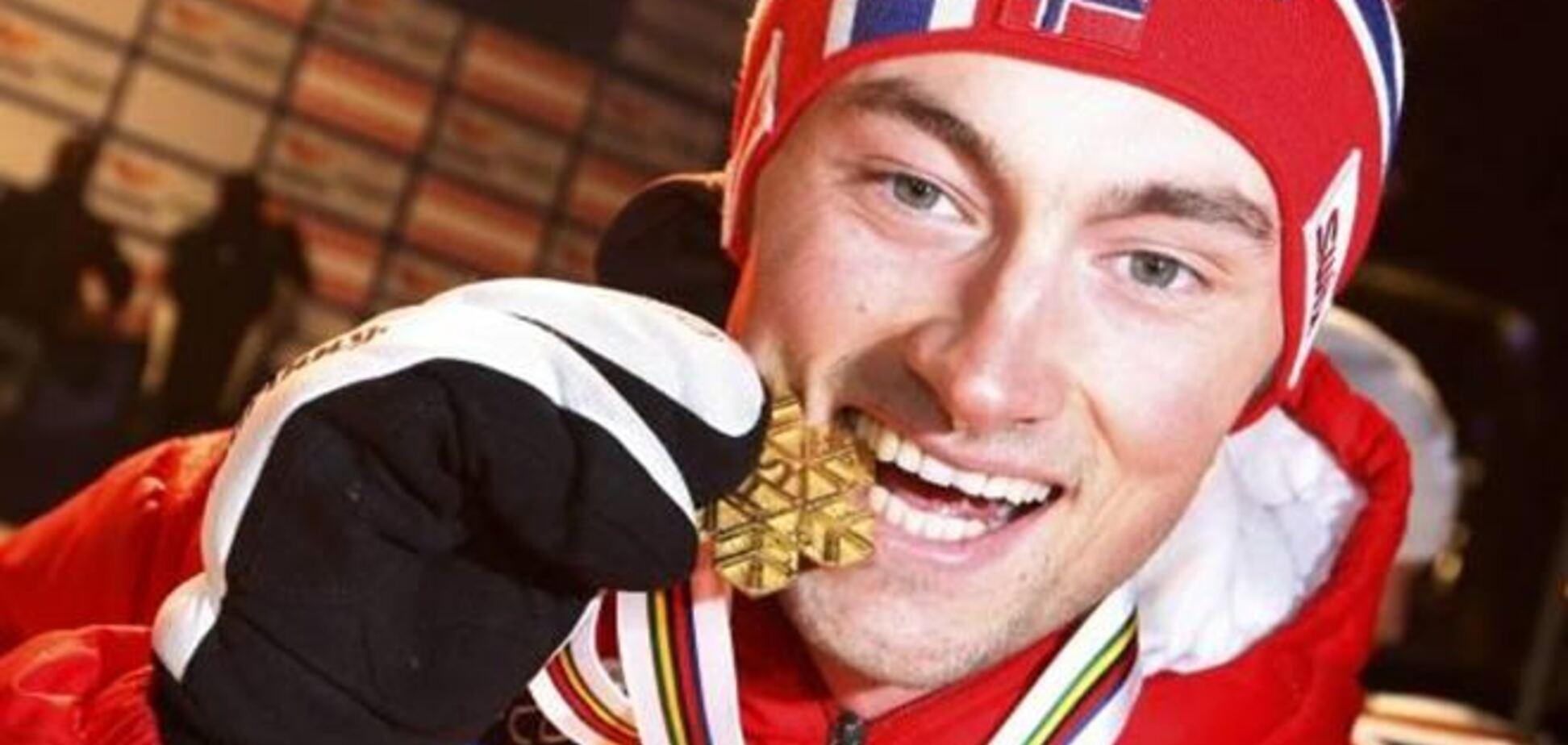 Лыжник отказался от рукопожатий, чтобы не заболеть до Олимпиады