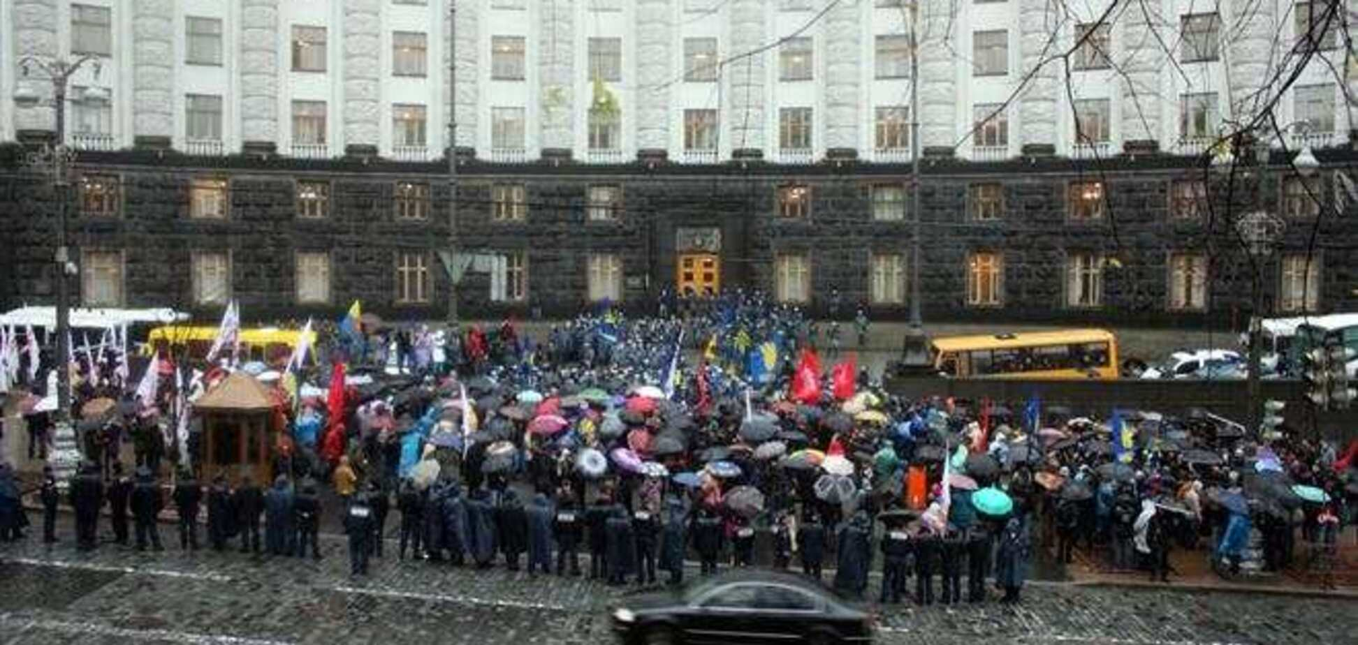 С начала Евромайдана в прокуратуру поступило 16 заявлений о нарушениях