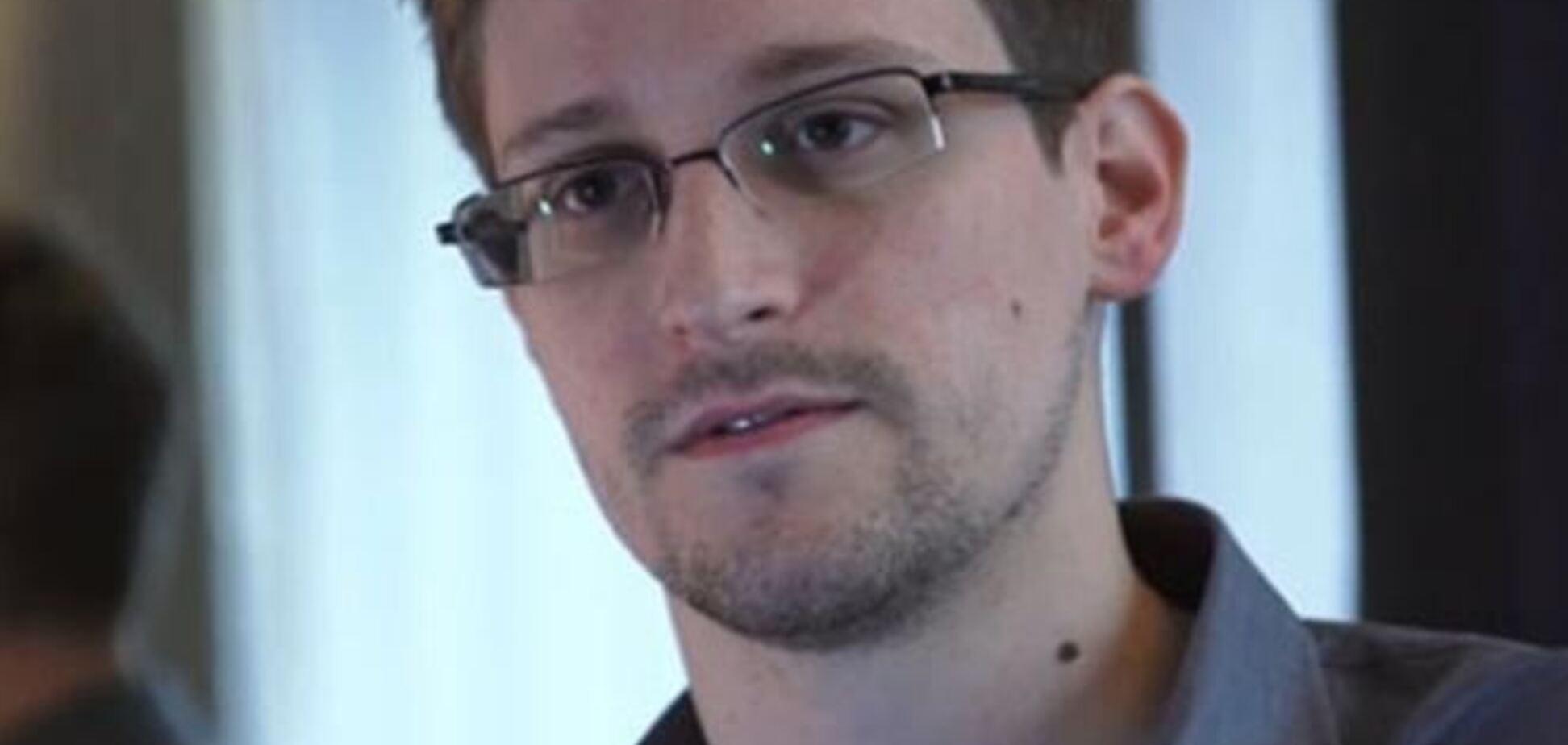Сноуден лідирує в номінації 'Людина року'