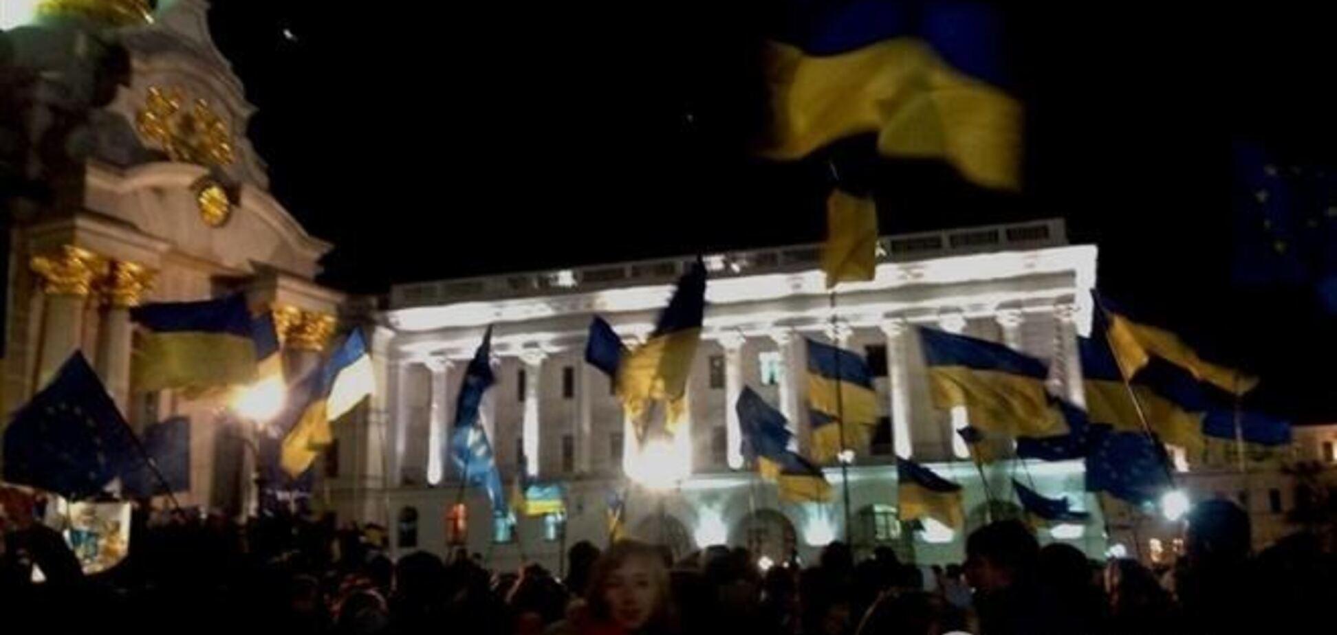 Евромайдан: о чем написали мировые СМИ