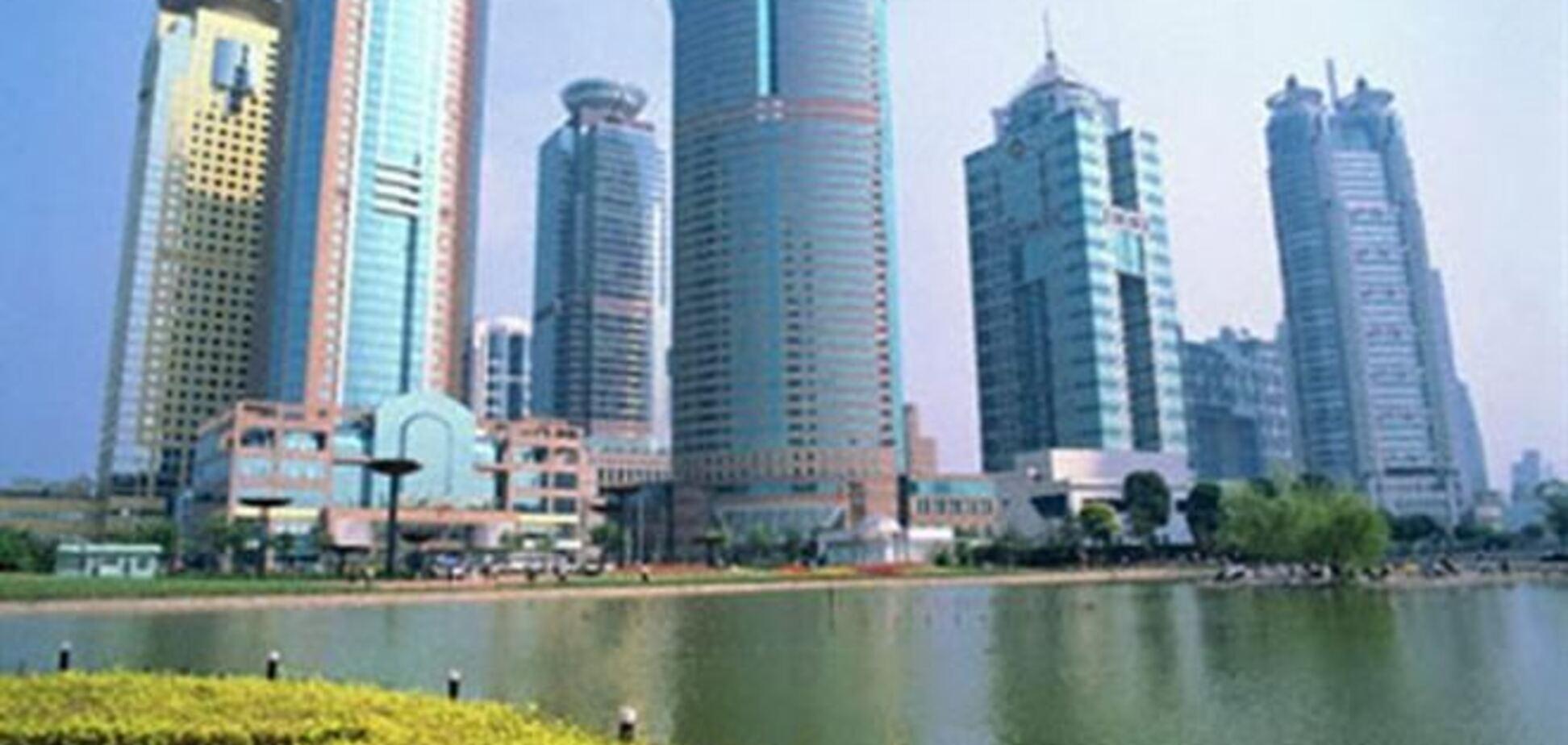 В Шанхае продолжается рост цен на недвижимость