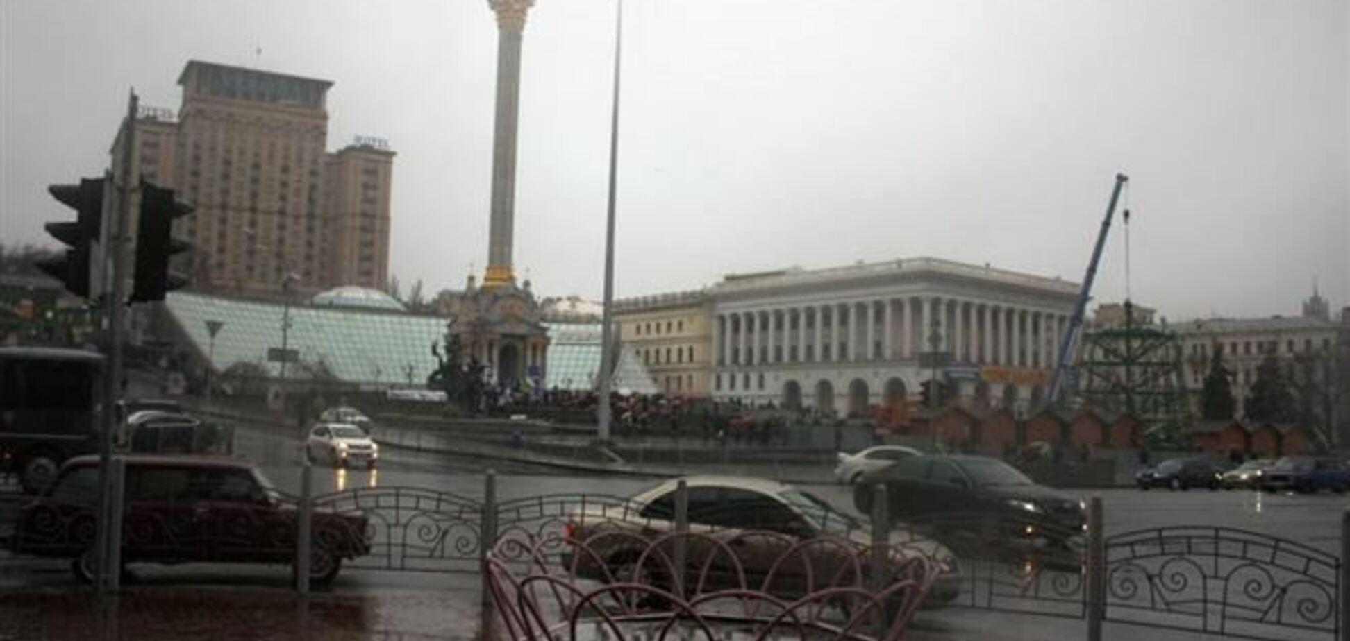 Еды на Евромайдане хватает — активисты