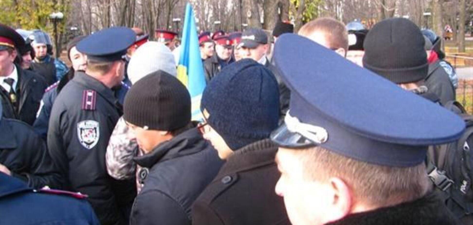 Суд запретил любые акции протеста и митинги в Луганске до 14 января