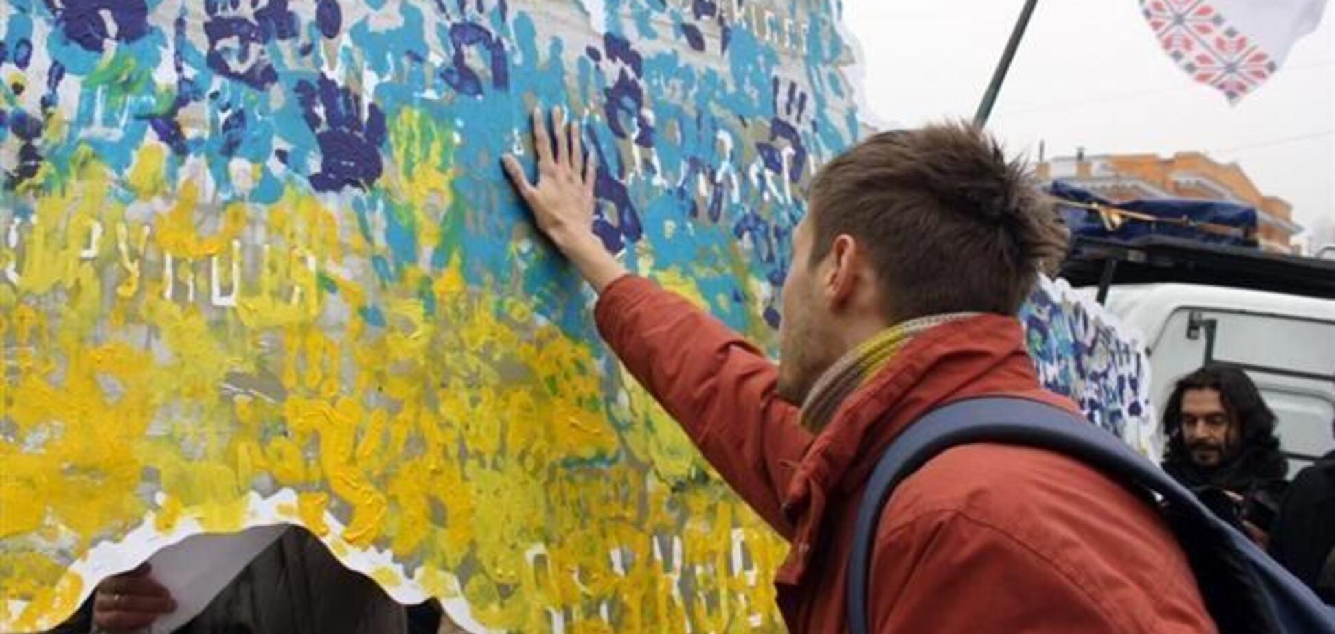 Тягнибок регистрирует бренд 'Евромайдан' в России