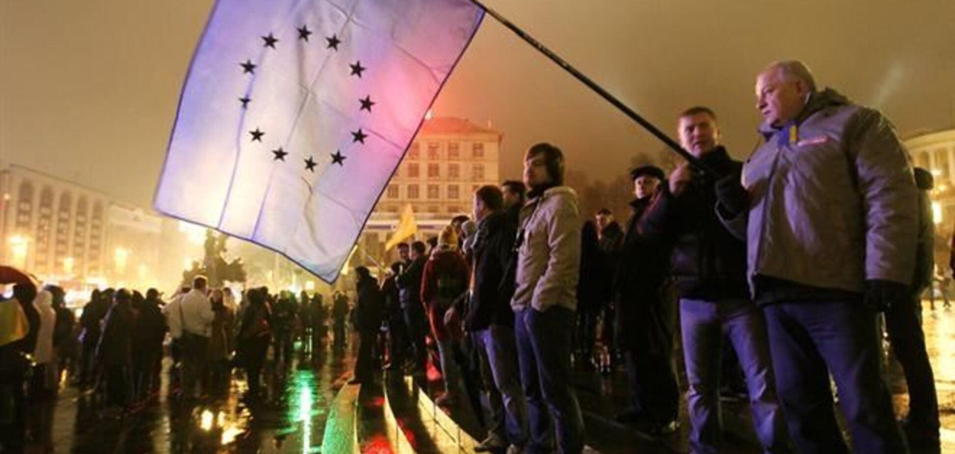 МИД Польши и ФРГ поддержали Евромайданы в Украине