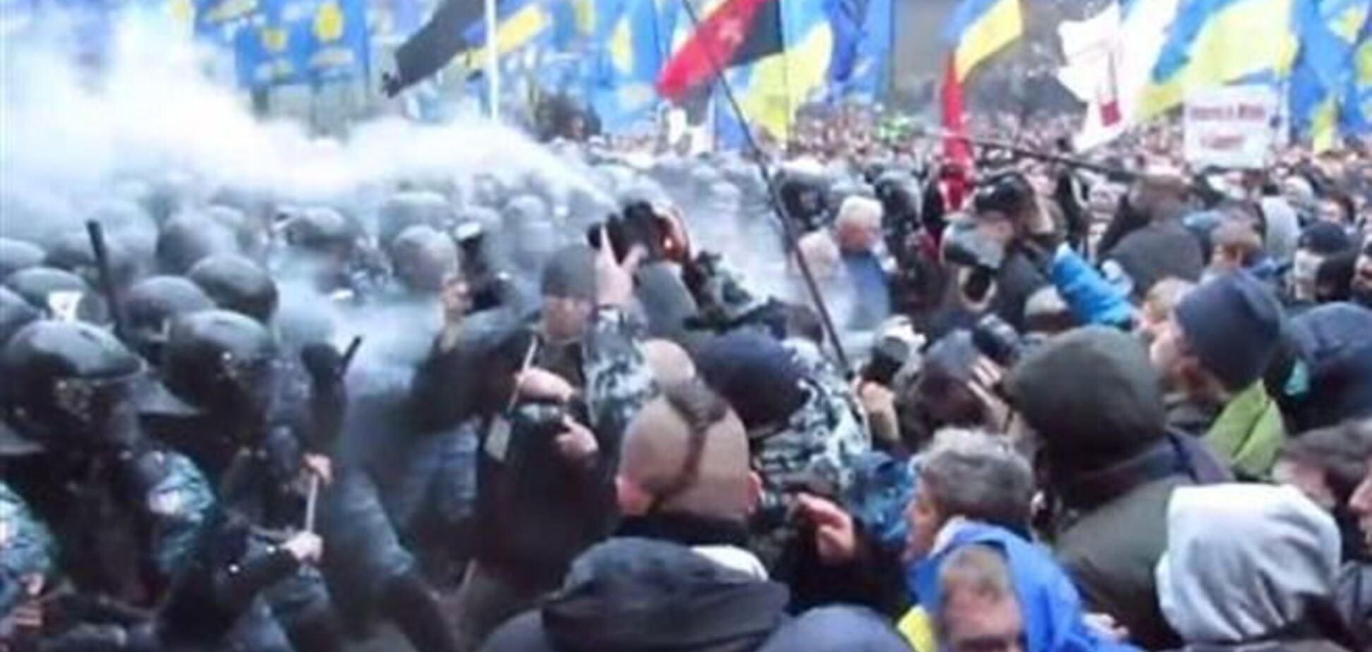 Активистам, задержанным на Евромайдане, дали два месяца