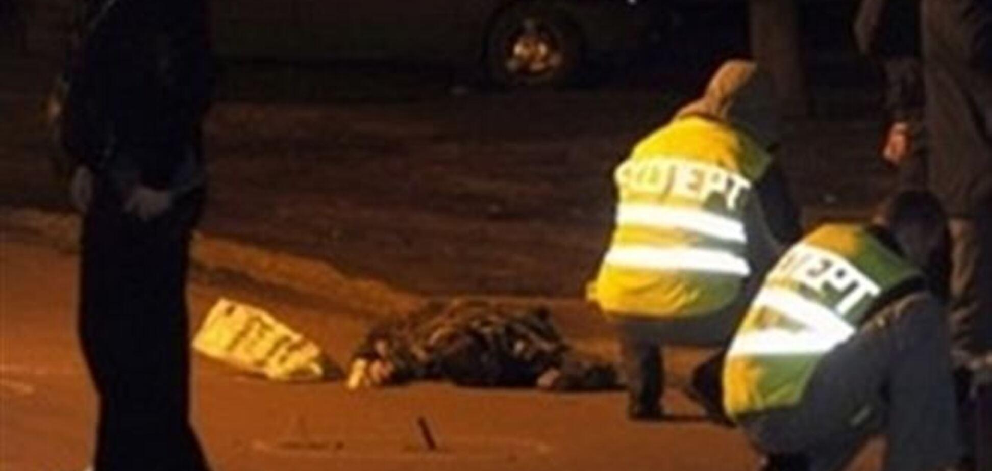 Источник: в Харькове найдено инкассаторское авто со вторым трупом