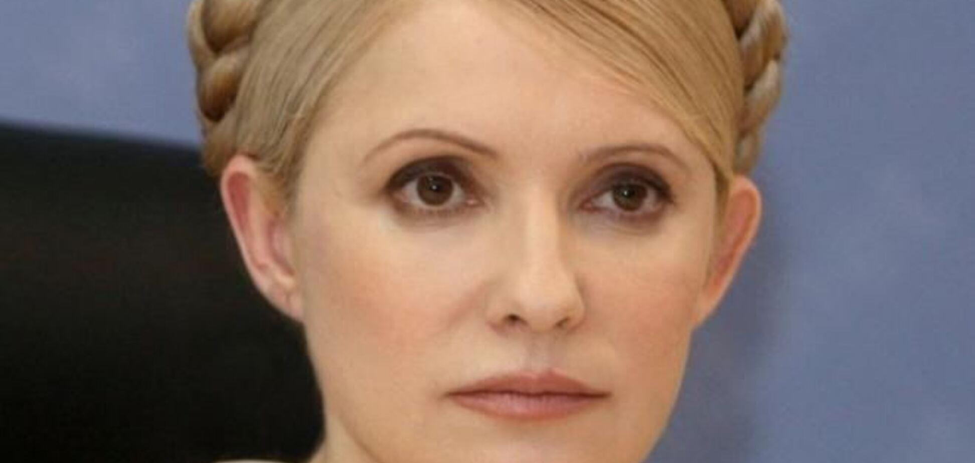 Тимошенко призвала студентов свергнуть Президента