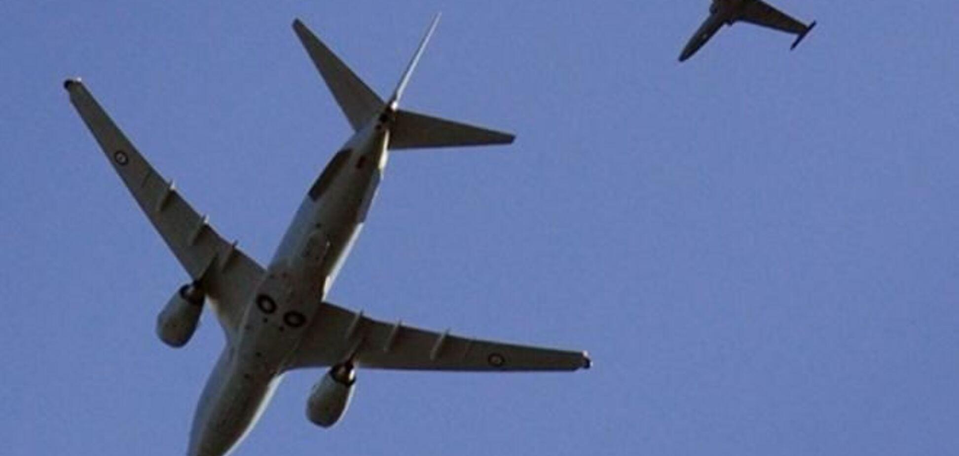 В США столкнулись два самолета с девятью парашютистами на борту