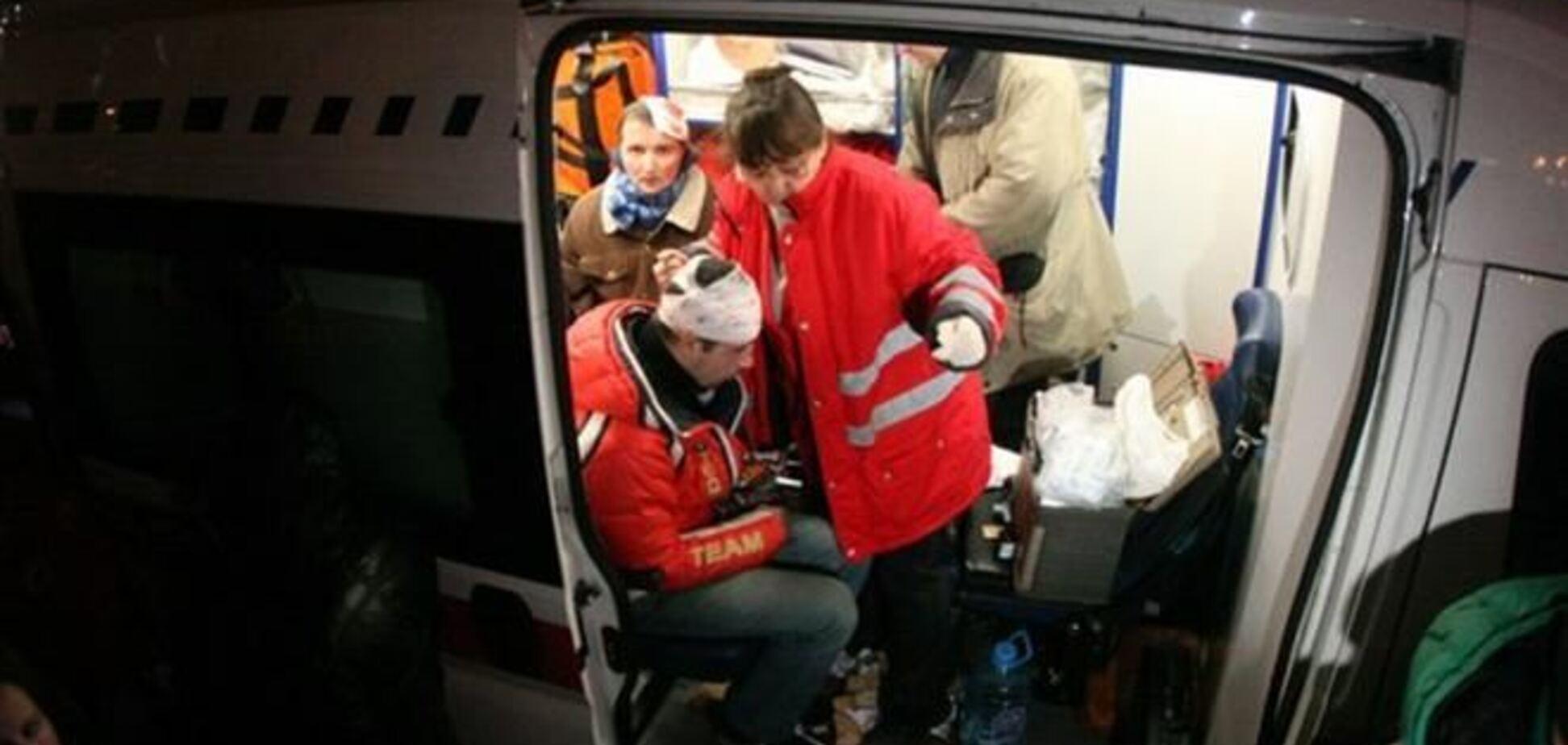 Активисты Евромайдана пишут в прокуратуру заявления об избиении