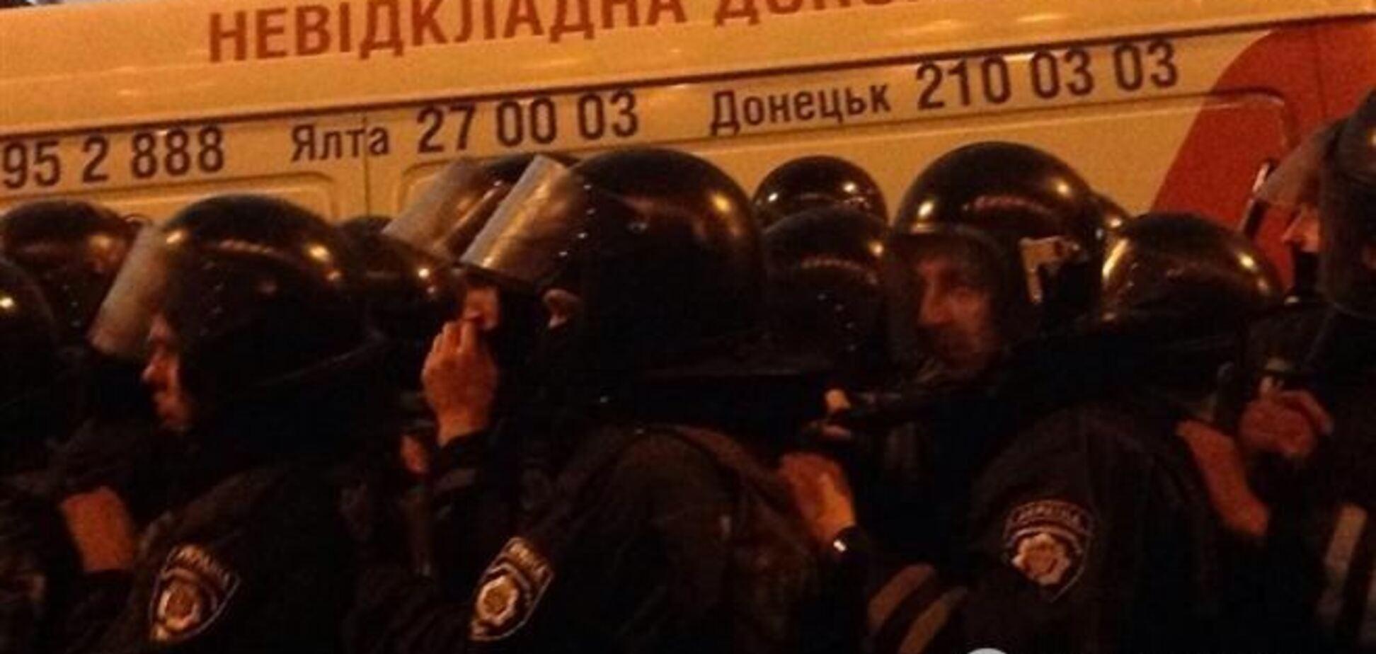 Департамент здравоохранения опроверг информацию о смерти активистки Евромайдана