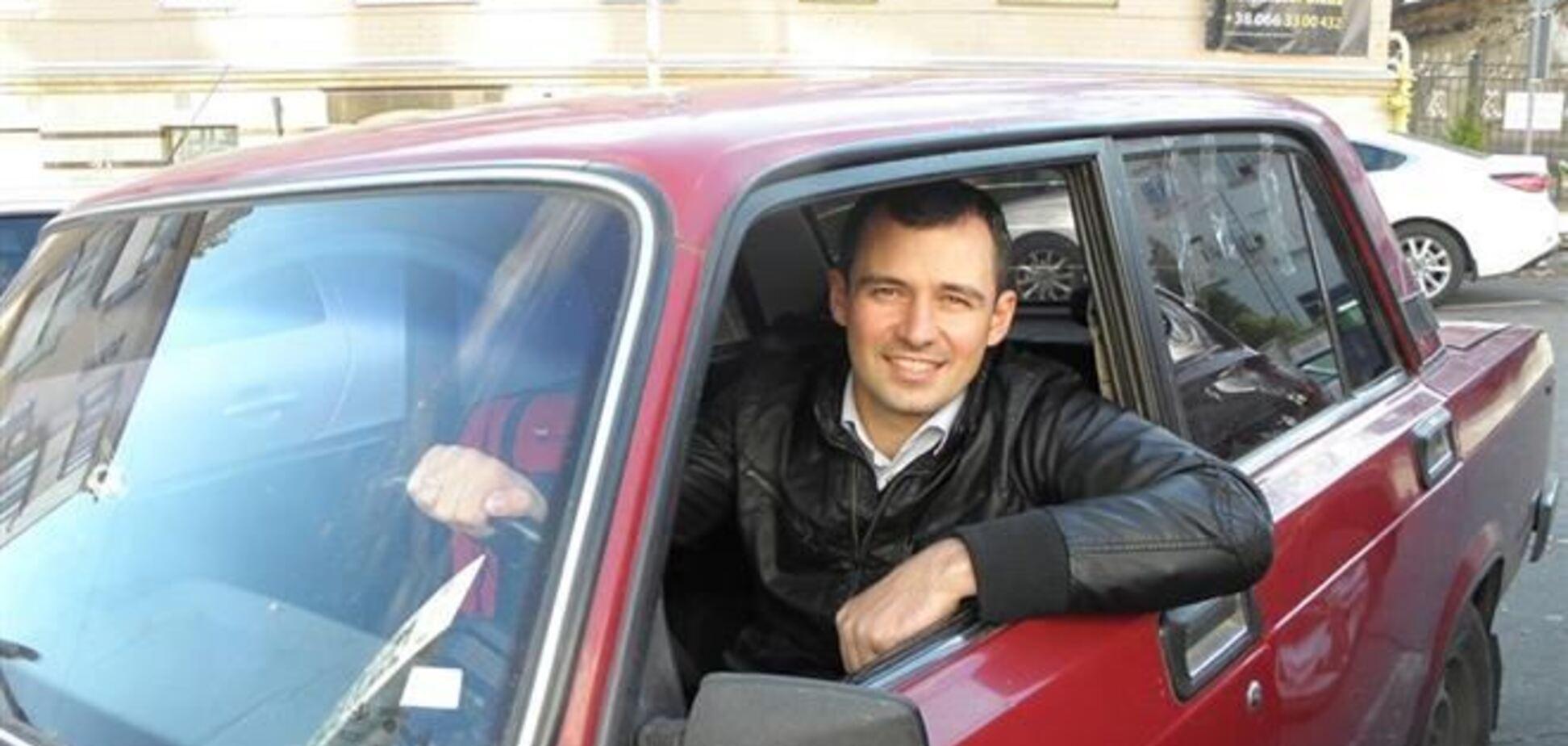 Киевские автомобилисты совершат пробег в поддержку Евромайдана