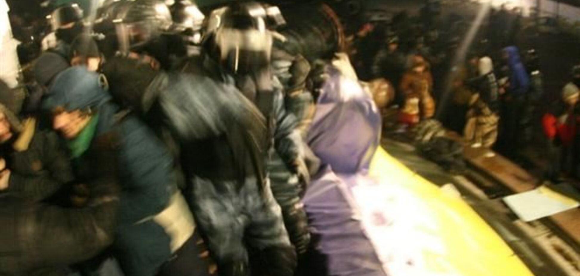 'Беркут' догонял и избивал людей за полкилометра от Майдана