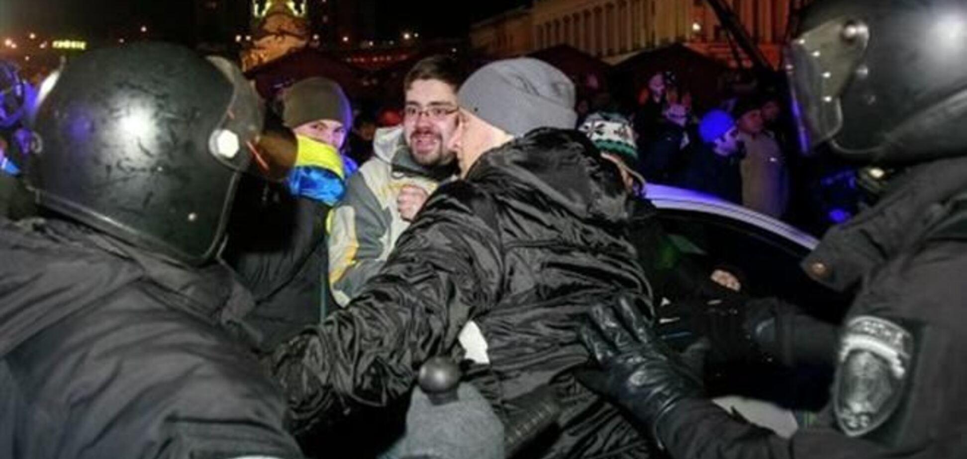 Врачи опровергают смерть девушки  после разгона Евромайдана