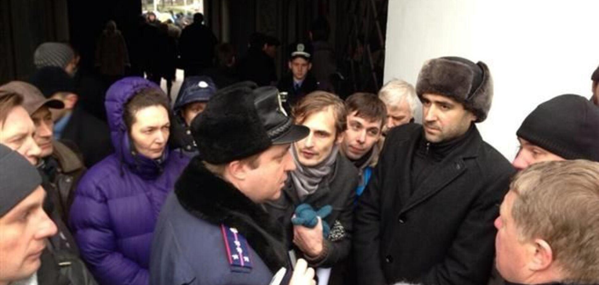 В Facebook появилась группа для  оказания правовой помощи пострадавшим на Евромайдане