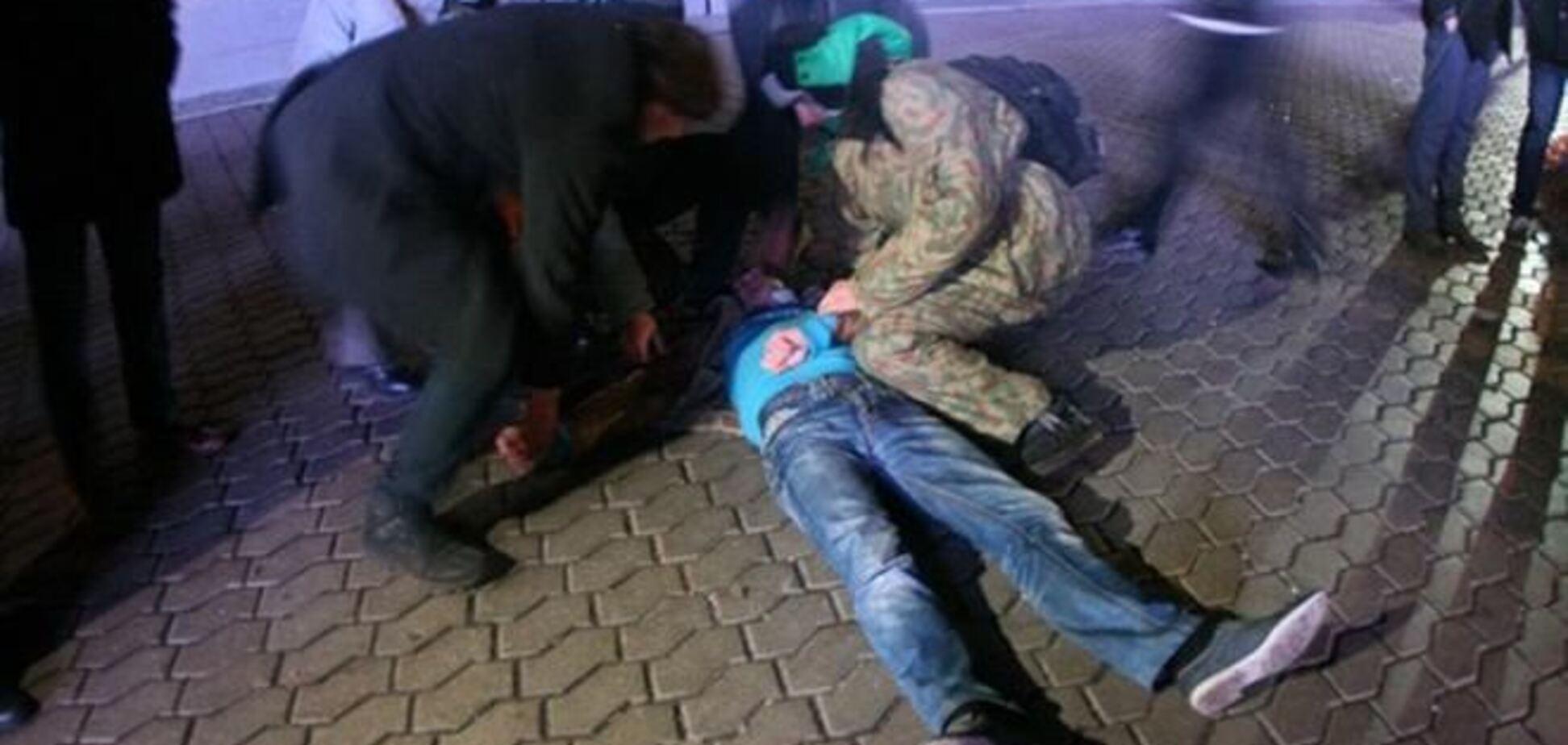 Чечетов заявил, что ночью на Майдане ничего не произошло: главное каток и елка