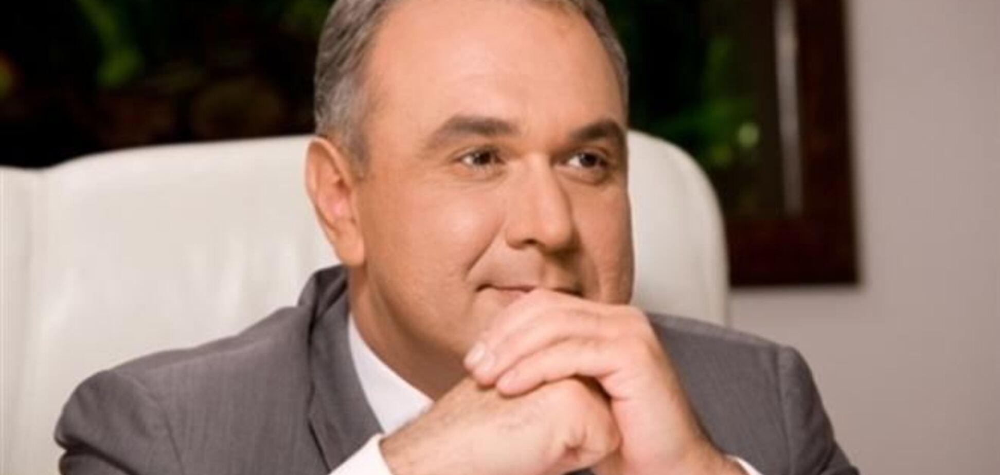 Давид Жвания вышел из Партии регионов