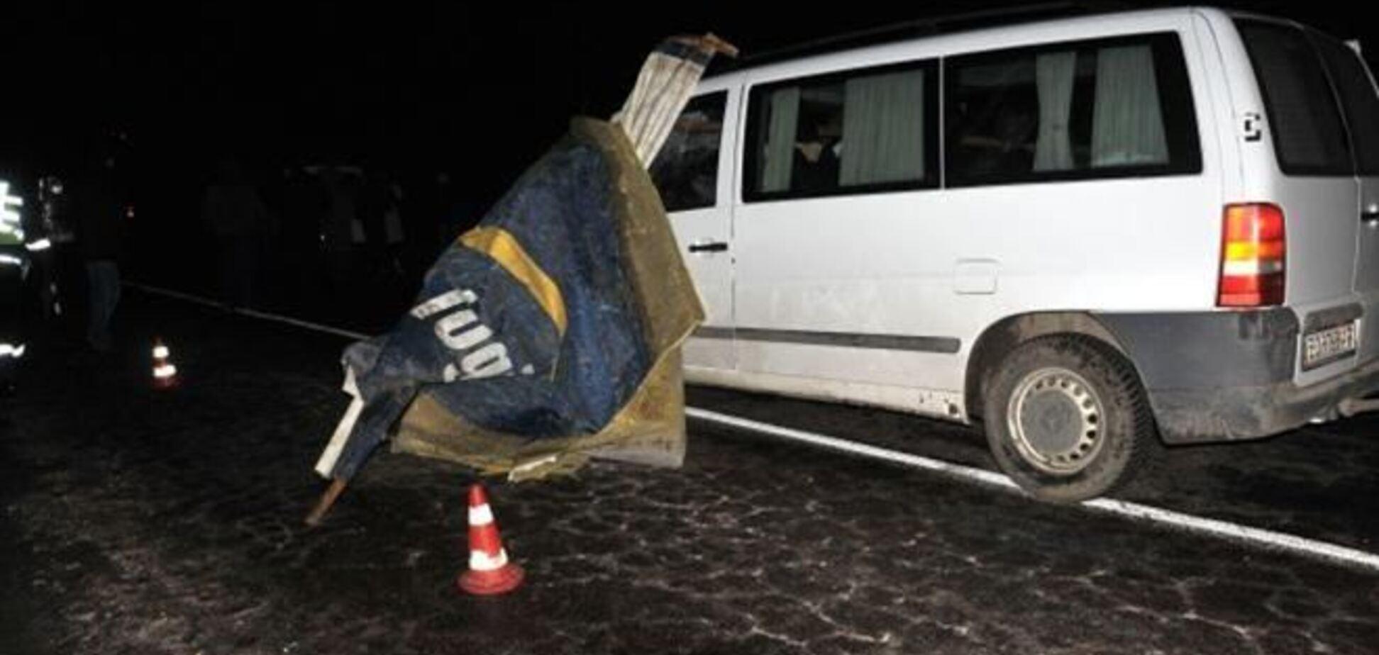 Тернопольчане, которые ехали на Евромайдан, попали в ДТП под Винницей