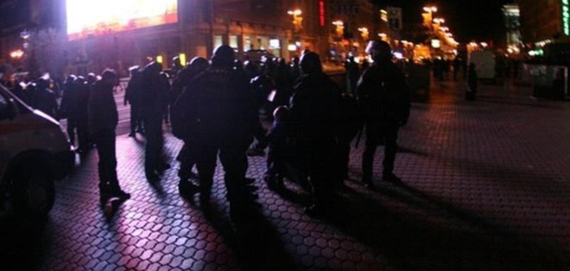 Милиция открыла два дела по разгону Евромайдана