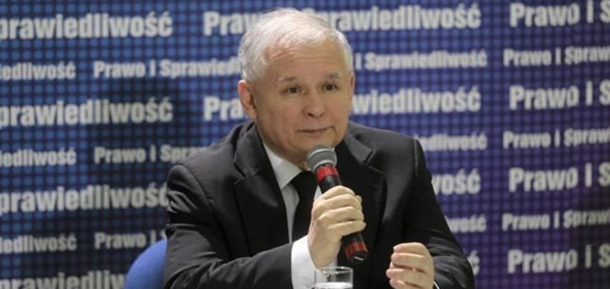 В Киев едет лидер польской оппозиции