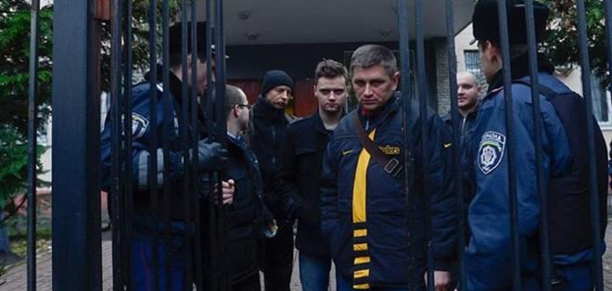 Всех задержанных на Евромайдане отпустили из милиции